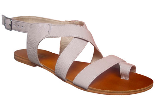 Modelo 592 sandália feminina em couro