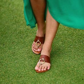 Modelo 847 sandália em couro legítimo.