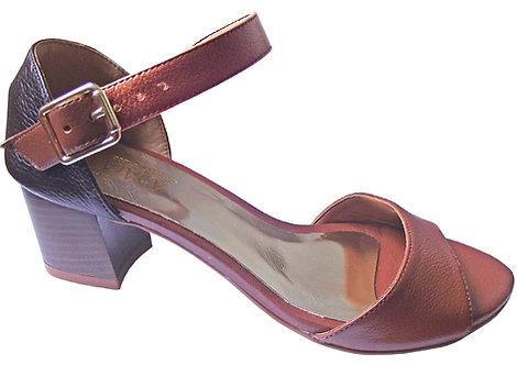 Modelo 2034 sandália feminina em couro