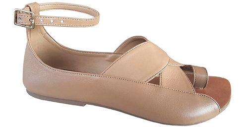 Modelo 723 sandália feminina em couro