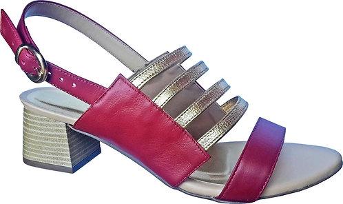 Modelo 2037 sandália feminina em couro