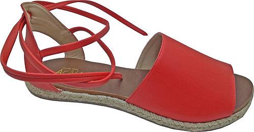 Modelo 745 sandália feminina em couro