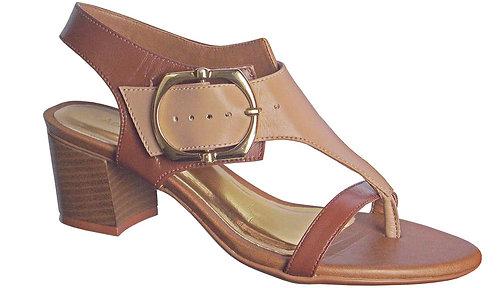 Modelo 2015 sandália feminina em couro
