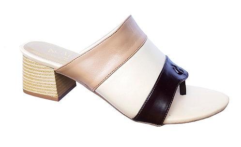 Modelo 2031 sandália feminina em couro