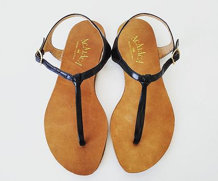Modelo 786 sandália em couro