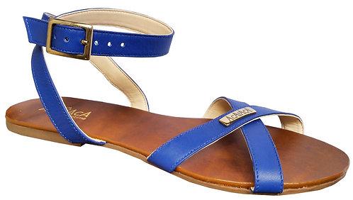 Modelo 509 sandália feminina em couro