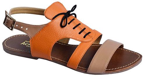 Modelo 734 sandália feminina em couro