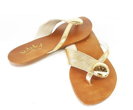Modelo 507 sandalia feminina em couro