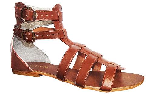 Modelo 682 sandália feminina em couro