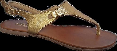 Modelo 205 sandália feminina em couro.