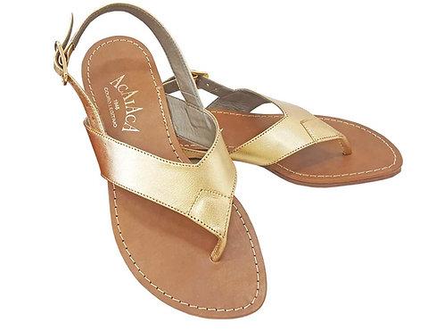 Modelo 214 sandália feminina em couro