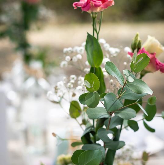40 ans de mariage champêtre