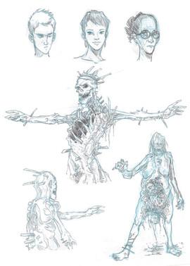 Rhésus Zombie