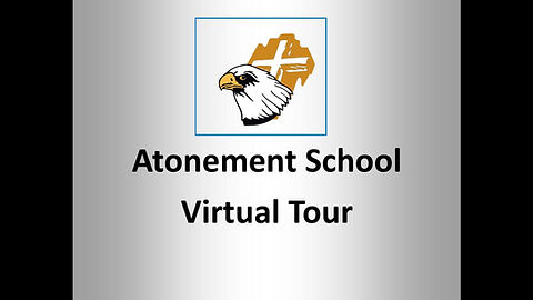 Come Walk the Halls of Atonement With a message from the school Principal and Pastor.