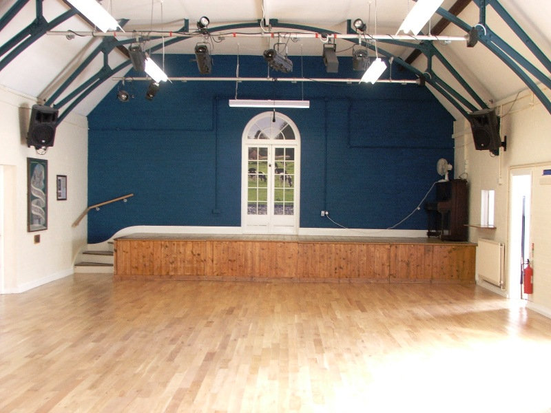 Winterbourne Whitechurch village hall