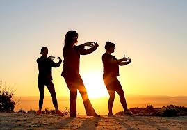 We Are Starting Tai Chi from 17th May