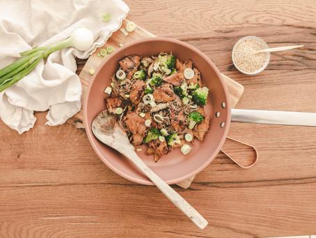 Vegan & Glutenfree Bami Goreng