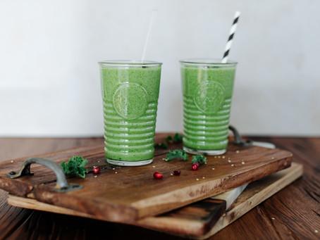 Tag 2 Green Kale Smoothie