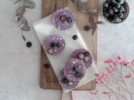 Best Raw Blueberry Cheesecake