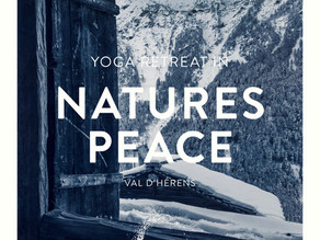 Yoga experience & Numerology insights at Val d'Hérens  February 13. - 16. 2019