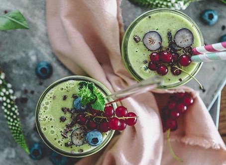 Tag 27 Creamy Green Smoothie