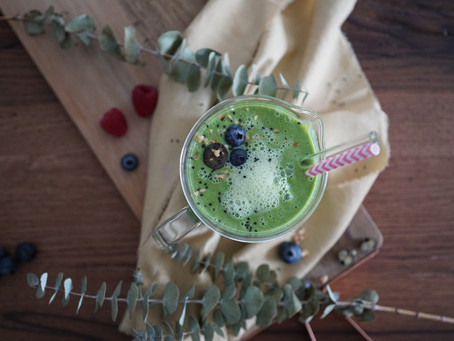 Tag 13 The Clean Green Smoothie