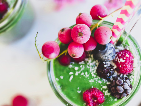Simple Green Breakfast Smoothie