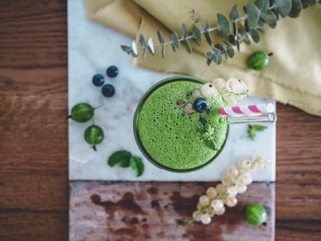 Tag 1 Easy Green Smoothie