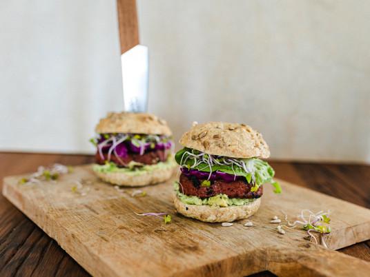 Incredible Burger und knusprige Bagles