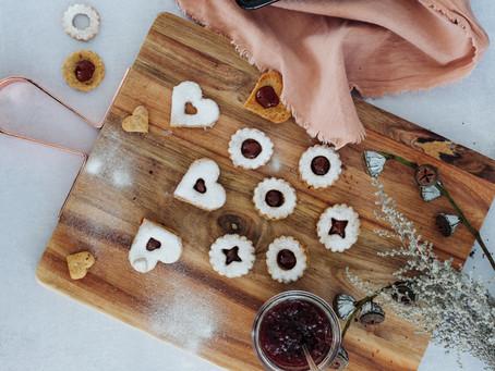 Sweet & Healthy Christmas – Gesunde Spitzbüebli