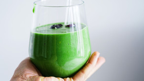 Tag 11 The greenest Green Smoothie