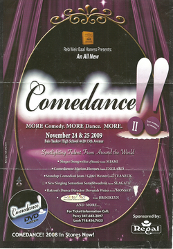 Comedance