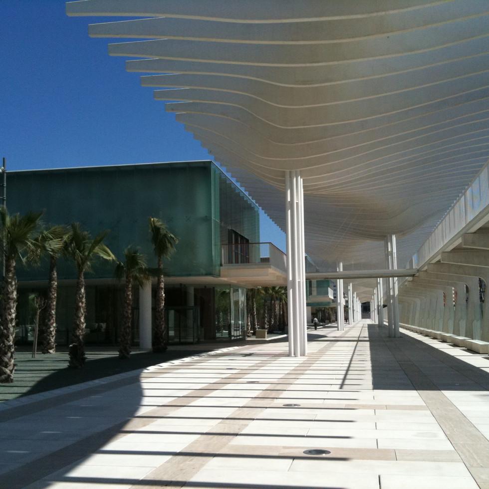 El_Palmeral_-_Muelle_1_-_Puerto_de_Málag