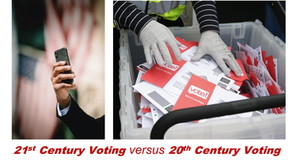 50 WAYS TO LEAVE YOUR VOTER UNCOUNTED / Uniform Voting Systems