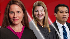 APPOINTMENT FIRSTS - JUDGES