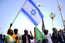 SUDAN and ISRAEL PEACE