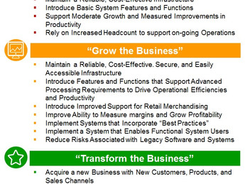 Why invest in a new ERP system?