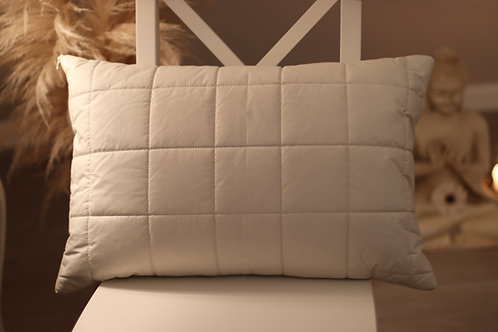 Pillow with one Compartment