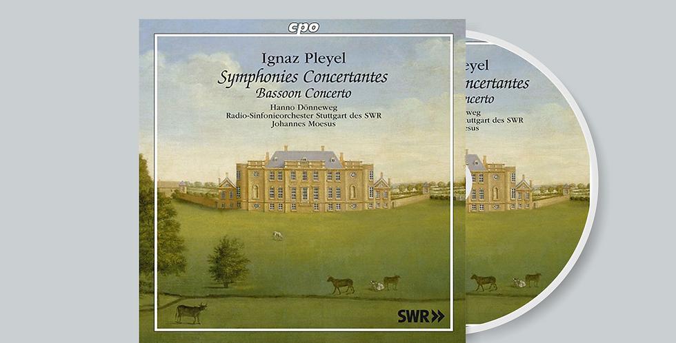Ignaz PLEYEL Symphonies concertantes, Fagottkonzert