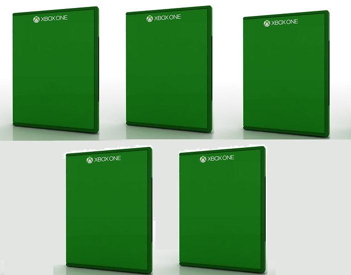 Desbloqueio Xbox One + 25 Lançamentos 2013-2018 + 2 Lançamentos 2019-2021