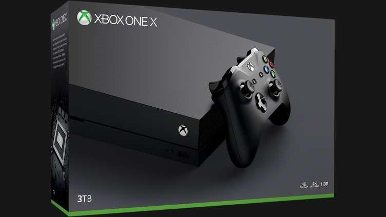 Xbox One X 3TB Desb. + 100 Jogos à Escolha + Controle Extra
