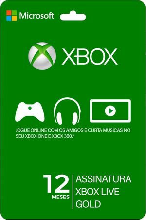 Live Gold - 12 meses