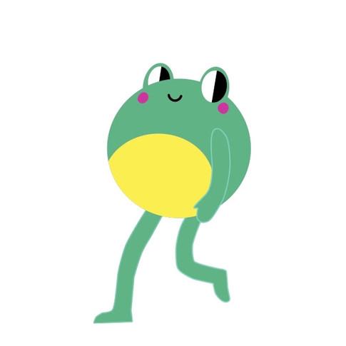 Frog walk