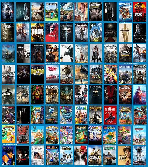 Desbloqueio Playstation 4 + 300 Jogos + Netflix 4k 9 meses