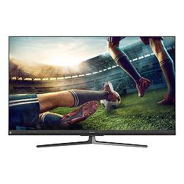 "TV intelligente Hisense 55U8QF 55"" 4K Ultra HD ULED WiFi Noir"