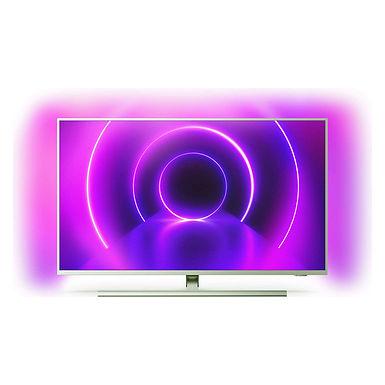 "TV intelligente Philips 58"" 4K Ultra HD LED WiFi Argenté (Refurbished D)"