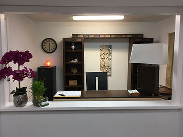 Clearwater Day Spa Front Desk