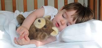 Cómo hacer para que tu hijo duerma en su cama