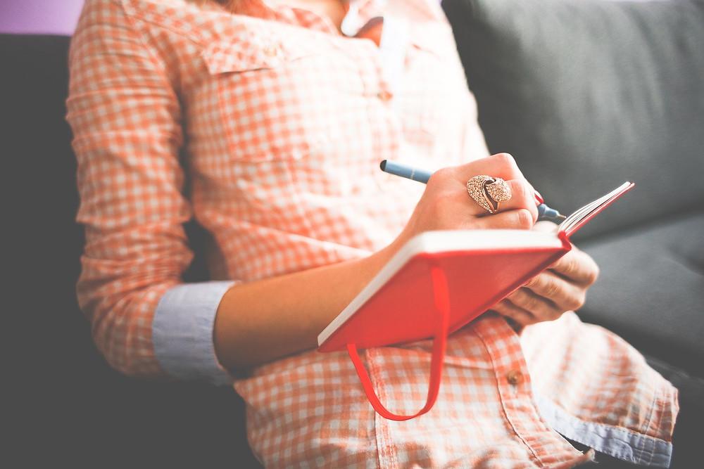 Escribir para sanar | Psicología del Espíritu | México