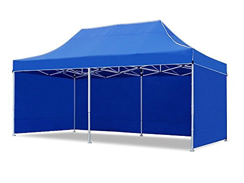 Premium quality tent with 3 side covering